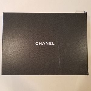 CHANEL Boot Shoe Box